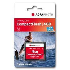 AgfaPhoto 4GB CompactFlash I Karte - Retail - (10432)