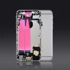 Gehäuse für iPhone 6S Vormontiert Akkudeckel Backcover Housing Rahmen Space Grey