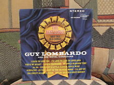 GUY LOMBARDO Royal Canadians - Best Songs Are the Old Ones   SEALED LP  not c/o