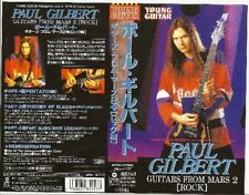 paul gilbert guitar from mars 2 guitar instructional dvd racer x mr. big