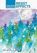 Fun with Watercolor - Resist Effects with Gina Lee Kim [DVD]