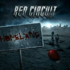 Homeland - Red Circuit (2009, CD NIEUW)