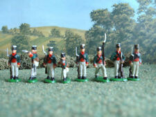 HaT Painted Plastic German Toy Soldiers