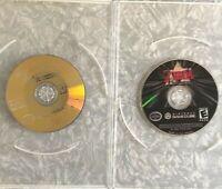 Zelda Promotional *DISC ONLY* & Wind Waker Nintendo Gamecube Free Ship! Lot