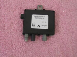 Range Rover L322 Rear Window Aerial Amp Assy XUO000010