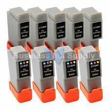 9 PACK BCI-24 NEW Ink for Canon PIXMA MP130 iP1500 iP2000 MultiPASS MP360 F20