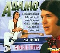 Adamo-Single Hits von Adamo,Salvatore | CD | Zustand gut
