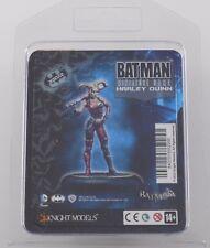 Batman Miniature Game: Harley Quinn 35DC002 by Knight Models, New!