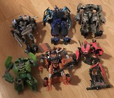 Transformers Movie Autobot Lot Of 6