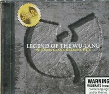 WU-TANG CLAN'S GREATEST HITS - LEGEND OF THE WU-TANG - CD