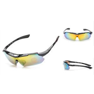 Cycling Sunglasses Men Women Outdoor Sport MTB Driving Golf Fishing Eyeglasses