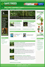 TREE CARE GUIDE - Professionally Designed Affiliate Website - Free Installation