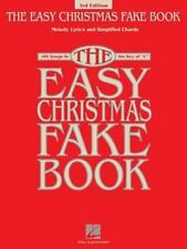 The Easy Christmas Fake Book : 100 Songs in the Key of C (2002, Paperback, Revis