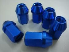 20 OPEN BLUE JDM WHEEL LUG NUT HONDA ACURA M12 X 1.5MM CIVIC INTEGRA NEW 35MM