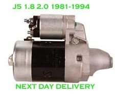 PEUGEOT J5 1.8 2.0 1981 1982 1983 1984 1985 1986 1987 to 1994 RMFD STARTER MOTOR