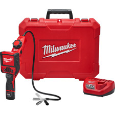 "Milwaukee 2317-21 M12 M-SPECTOR FLEX�""� 3' FT Inspection Camera Cable w/ PIVOTVIEW"