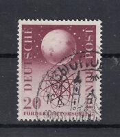 BRD Briefmarken 1955 Forschung Mi 214 gestempelt