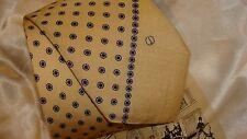 Dunhill , linen tie  Ex display