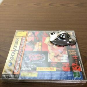 CAPCOM Final Fight Revenge Sega Saturn