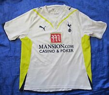 TOTTENHAM HOTSPUR home shirt jersey PUMA 2009-2010 SPURS adult SIZE M