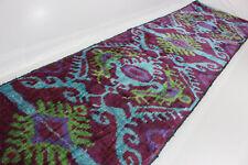 Silk Velvet Fabric, Velvet Upholstery Fabric, Uzbek national cloth, V84