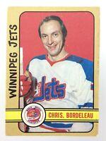 1972-73 Ron Walters Alberta Oilers 301 OPC O-Pee-Chee Hockey Card WHA S503
