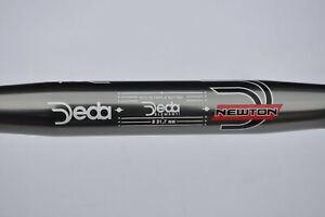 Deda Newton Anatomic Handlebars 31.7mm Dark Metal Finish 440mm New Old Stock