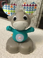 Fisher Price Linkimals Musical Moose - Synchronizes with Other Linkimals, Gfg03