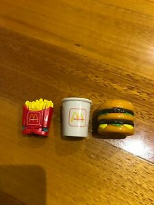 Vintage McDonalds TRANSFORMERS Changeables 80's-90's Happy Meal Toys RARE