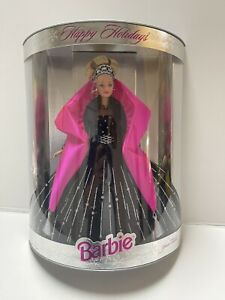 BARBIE ~ 1998 HAPPY HOLIDAYS Special Edition Mattel 20200 ~NEW IN BOX