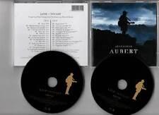 """JEAN-LOUIS AUBERT """"Live = Vivant"""" (2 CD) 2012"""