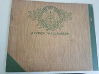 Hudson's Bay Company Wall Paper Book Cover Only Vintage