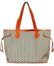 Mia Bossi Emma Diaper Bag, Tangerine