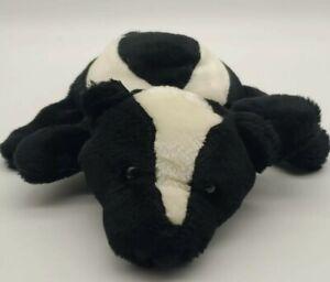 "Caltoy Skunk Hand Puppet 10"" Plush Soft Toy Stuffed Animal"
