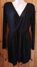 Ladies Black Dress Size 16