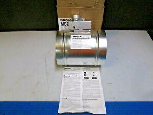 """Broan MD8TU 8"""" Automatic Make-up Air Damper 9952720A"""
