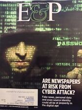 E&P Magazine Are Newspapers At Risk October 2017 101217nonrh
