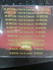 38 Special - Live in concert - 28 Special Recorded Live  CD