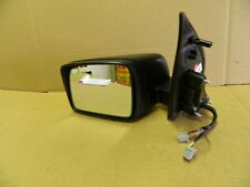 2008-2010 LAND ROVER LR2 LH POWER DOOR MIRROR drivers side  2 PLUGS- 12 wires