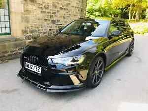 Audi A6 RS6 Style Body Kit for the A6 Avant