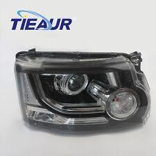 Pair Headlight Headlamp Xenon Light For Land Rover Discovery 4 LR023536 LR023537