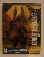 New! Zone of the Enders HD Collection [Limited Edition] (Playstation 3, 2012)