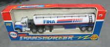 FINA Premier Edition Transporter Die Cast Metal Cab Still in Package