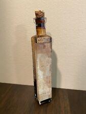 New listing Antique Dar-Ling Hemlock Oil Medicine Pharmacy Bottle Original Label & Contents