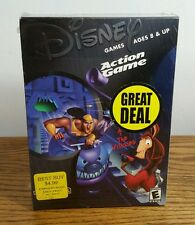 Disney's The Emperor's New Groove Action Game (PC, 2000) New FACTORY SEALED