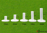 Golf Rubber Tees 5 Pack Driving Range Holder Tee Practice Mat AU Free Shipping