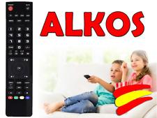 Mando a distancia para Televisión TV LCD ALKOS 218D7SI