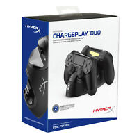 HyperX Chargeplay Duo  Controller Charging Station for Playstation 4 PS4 Charger