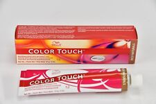 WELLA COLOR TOUCH Hair Rich Naturals 2 oz  6/35 - Dark Blonde / Gold Red Violet