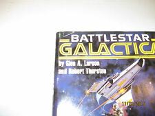 Battlestar Galactica by Glen A Larson & Robert Thurston (1978) Berkley hardcover